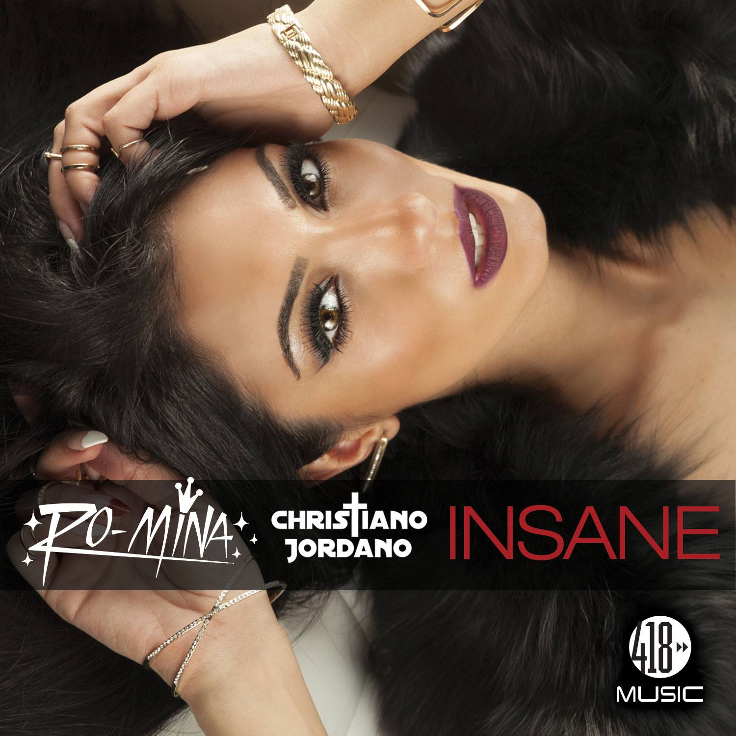 romina insane iTunes art