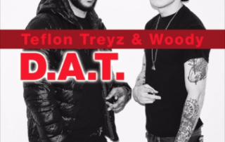 woody teflon treys d.a.t. iTunes cover art