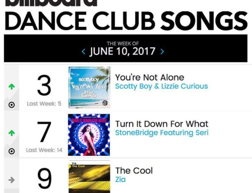 We Have 3 Songs In The Billboard Top 10 – We Just Made History